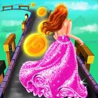 Princess Castle Runner: Endless Running Games 2020 on 9Apps