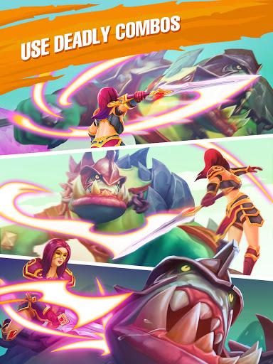 Juggernaut Champions: RPG Clicker screenshot 5