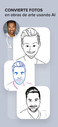 SketchAR Crear Arte De Pintura Dibujar screenshot 4