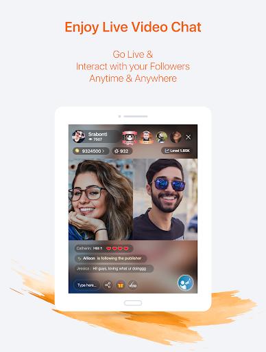 ringID- Live Stream, Live TV  and  Online Shopping screenshot 8