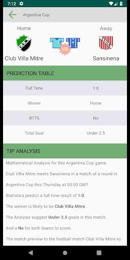 Daily Betting Tips and Predictions screenshot 3