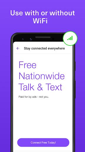 TextNow: Free US Calls & Texts скриншот 2