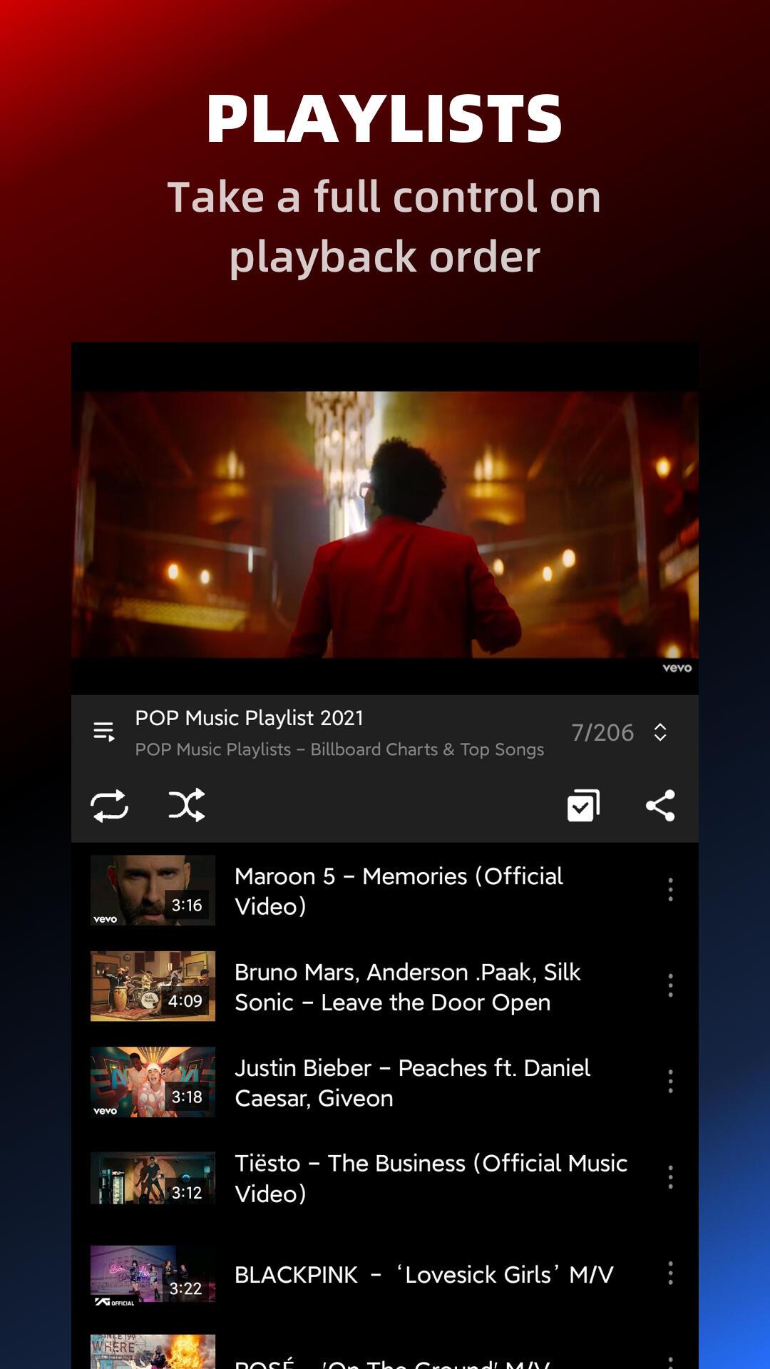 Pure Tuber - Block Ads for Video, Free Premium screenshot 3