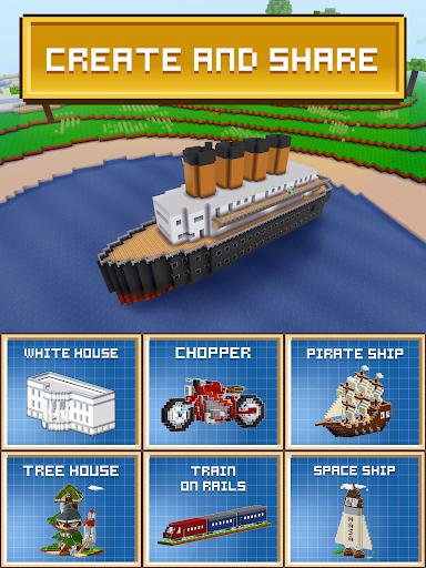 Block Craft 3D: จำลอง การ สร้าง screenshot 4