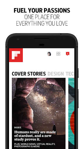 Flipboard: News For Any Topic स्क्रीनशॉट 1