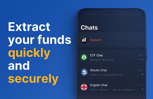IQ Option – Online Investing Platform screenshot 4
