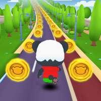 Panda Panda Run: Panda Runner Game on 9Apps