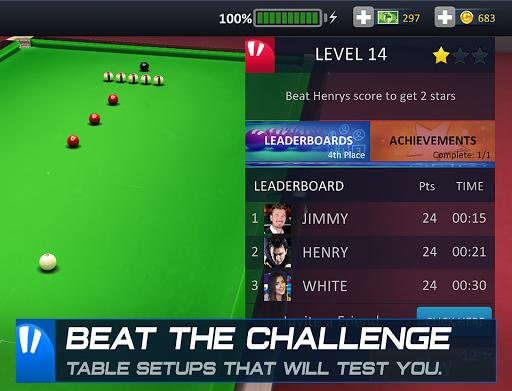 Snooker Stars - 3D Online Sports Game screenshot 11