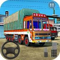 Indian Truck Spooky Stunt : Cargo Truck Driver on APKTom