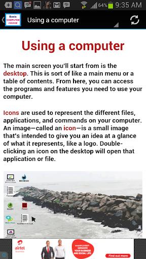 Basic Computer Course screenshot 6
