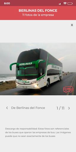 redBus - Pasajes de Bus Online en Perú y Colombia screenshot 2