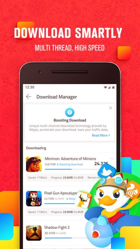 9Apps - Smart App Store 2021 screenshot 3