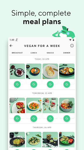 Lifesum - Diet Plan, Macro Calculator & Food Diary screenshot 7