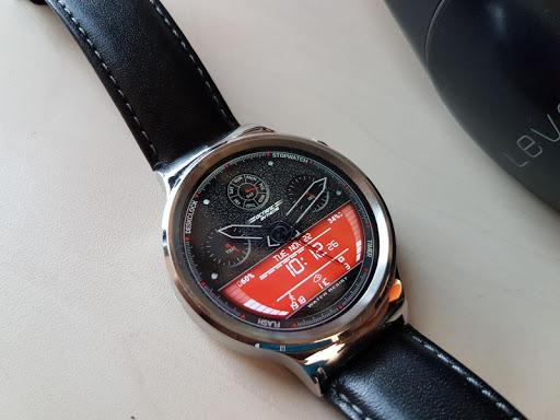 Octane Watch Face & Clock Widget скриншот 15