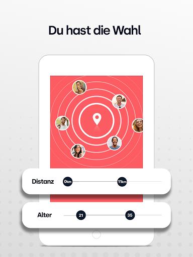 JAUMO – Deine Dating App. Singles, Flirts & Chat screenshot 11