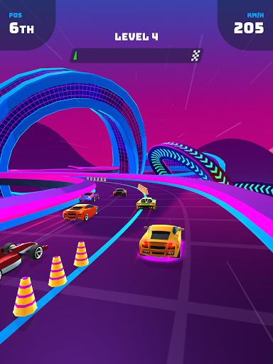 Race Master 3D - Carrera screenshot 7