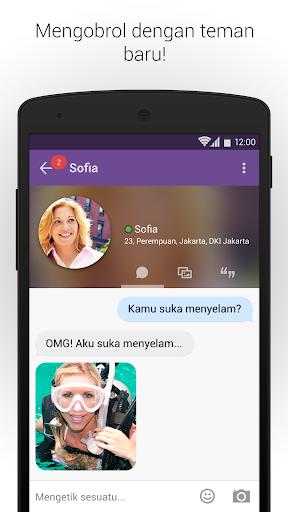 MeetMe – Live Ngobrol dan Ketemu Orang Baru screenshot 3