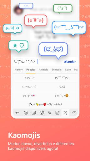 Teclado emoji Facemoji:Emoji screenshot 6