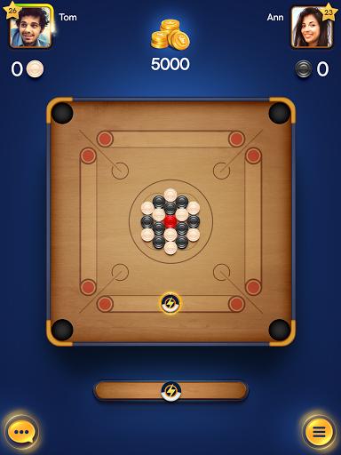 Carrom Pool: Disc Game 14 تصوير الشاشة