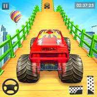Top Monster Truck Stunts: Off Road Car Racing Game on 9Apps