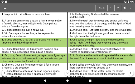 Bible Offline App Free   Audio, KJV, Daily Verse 16 تصوير الشاشة