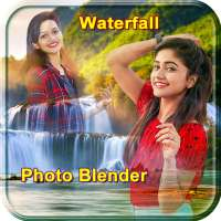 Waterfall Photo Blender // Photo Mixer on 9Apps