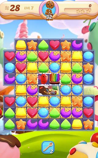 Cookie Jam Blast™ Match 3 | Neue 3-gewinnt-Spiele screenshot 6