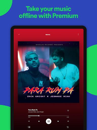 Spotify: মিউজিক এবং পডকাস্ট screenshot 11