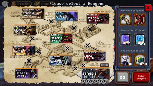 Dungeon Princess : Offline Dungeon RPG screenshot 6