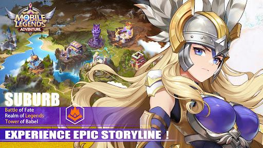 Mobile Legends: Adventure screenshot 8