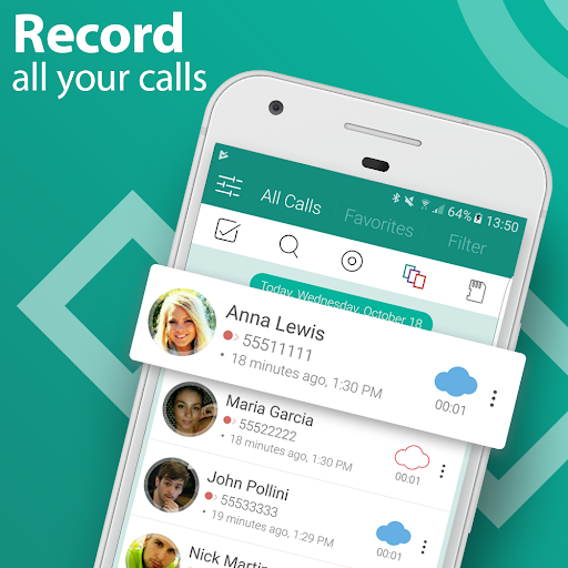 Call Recorder - Ghi âm cuộc gọi screenshot 1
