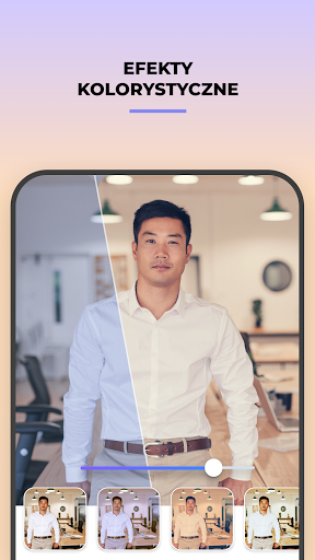 FaceApp – Edytor twarzy i aplikacja upiększająca screenshot 7