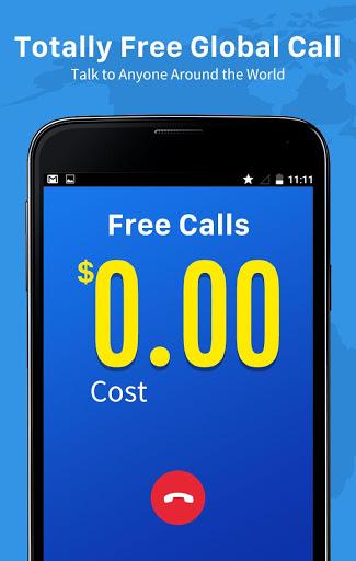 Call Free - Call to phone Numbers worldwide screenshot 1