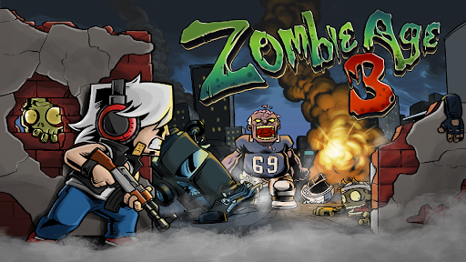 Zombie Age 3 Premium: Survival screenshot 1