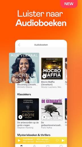 Deezer - Muziek, Podcasts & Luisterboeken screenshot 7