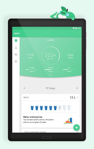Lifesum - Diet Plan, Macro Calculator & Food Diary screenshot 10