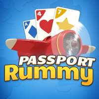 Passport Rummy - Card Game on 9Apps