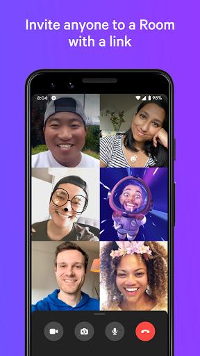 Messenger – SMS, 음성 및 영상 통화 screenshot 4