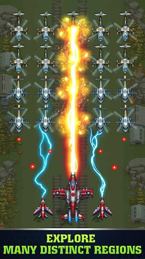 1945 Air Force: Airplane games screenshot 4