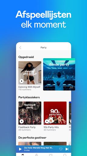 Deezer - Muziek, Podcasts & Luisterboeken screenshot 4