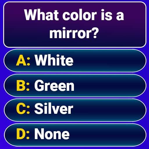 Millionaire 2021 -  Logic Trivia Quiz Offline Game