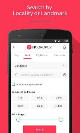 NoBroker Flat, Apartment, House, Rent, Buy & Sell screenshot 2
