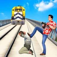 Train Simulator 2020: Modern Train Racing Games 3D on 9Apps