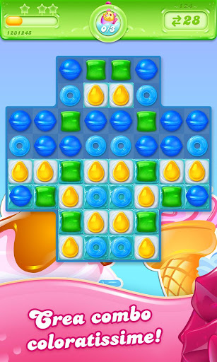 Candy Crush Jelly Saga screenshot 2