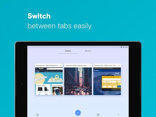 Opera browser beta screenshot 16