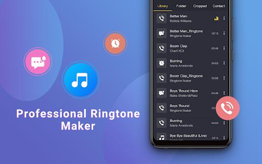 Ringtone Maker MP3 Editor screenshot 9