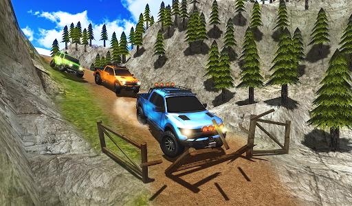 Offroad Racing 3D screenshot 2
