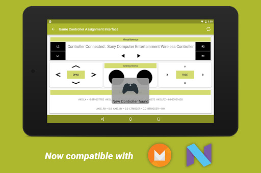 Game Controller KeyMapper screenshot 4