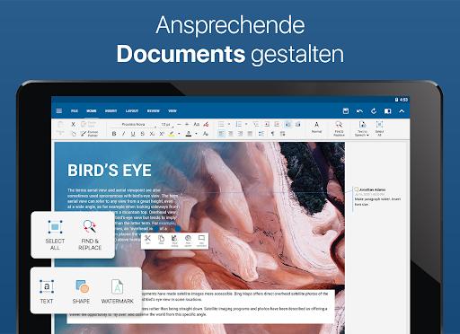 OfficeSuite - Word, Excel, Powerpoint & PDF Editor screenshot 8