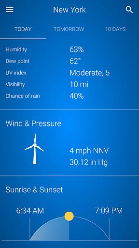 Cuaca screenshot 6